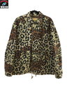 seven by seven Coaches Jacket-Leopard Pattern (S)セブンバイセブン【中古】