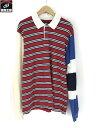 ショッピングSTUSSY STUSSY クレイジーパターン/ラガーシャツ (XL)【中古】