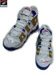 NIKE/ナイキ/AIR MORE UPTEMPO GS WHITE/415082-106/23.5/5Y