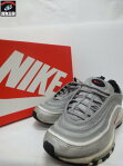 NIKE AIR MAX 97 OG METALLIC SILVER (27.0) 884421-001[▼]