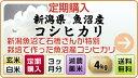 【定期購入】石橋さん夫妻の作った特別栽培米魚沼こしひかり 4kg(2kg×2袋)×3ヶ月