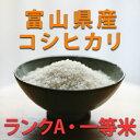 【23年度産】富山県産コシヒカリ(一等米・ランクA)3kg