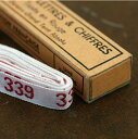 VINTAGE 1920&amp;#39;s number tape