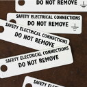 SAFETY ELECTRICAL CONNECTIONS