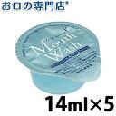 オキナ ロングスピン X 14ml × 5個入 洗口液/マウスウォッシュ/ペパーミント