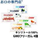 【送料無料】 ◆キシリトール100%◆Xylichew(キシリチュウ)粒ガム ブ