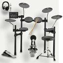 YAMAHA ヤマハ 電子ドラム DTX432KUPGS アップグレードセット ドラム椅子 スティック ヘッドホン 付