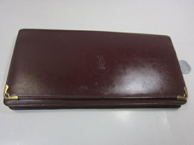カルティエ、カード入れつき長財布【】 お勧め