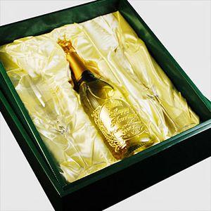 布敷きギフトボックス(3本用)の商品画像