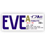 SSP co. drug Eve A 48 tablets