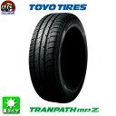 国産タイヤ単品 215/65R16 TOYO トーヨータイヤ TRANPATH トランパスMPZ 新品 4本セット
