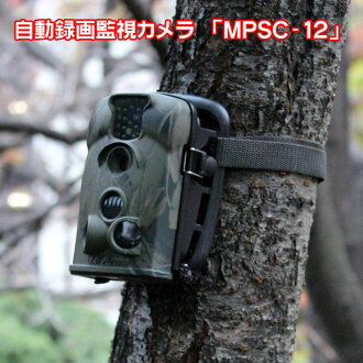 "Automatic recording surveillance camera ""MPSC-12"""