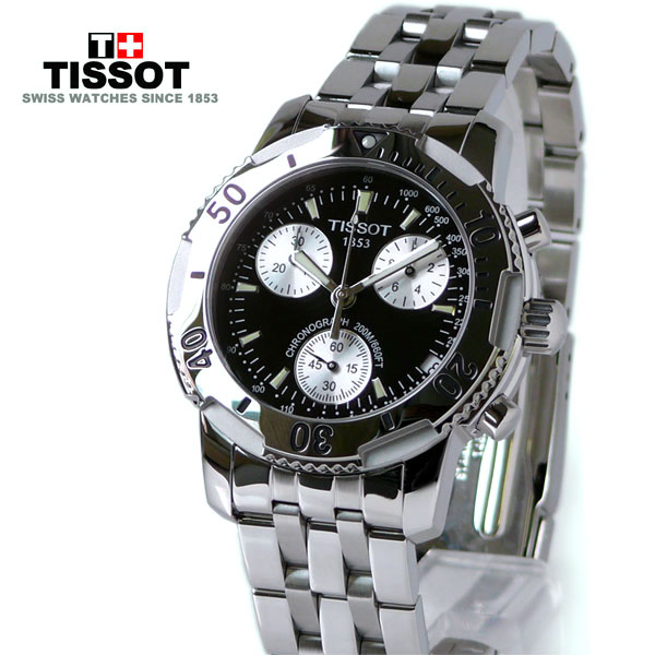 new tissot t sport prs200 t17 chronograph date. Black Bedroom Furniture Sets. Home Design Ideas