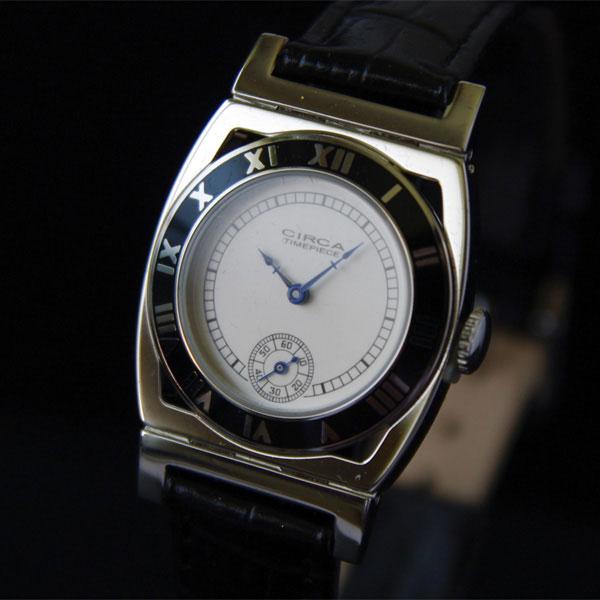 [CIRCA] サーカ CT120R 1936年の非常に珍しく入手困難なの時計を再現!