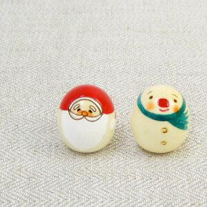 クリスマス 豆こけし