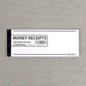 INFIEIGHT MONEY RECEIPT 領収書