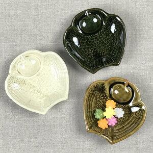 倉敷意匠計画室 ふくら雀の陽刻豆皿