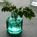 倉敷意匠計画室 型吹きガラス インクボトルA(八角形)