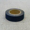 Linen cross tape 15mm width (indigo)