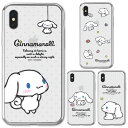 [Cinnamoroll Dot Clear Jelly シナモロール ドット 透明 ジェリーケース] ゼリー ソフト クリア Galaxy S10e/S10/S10+ S10plus S10プ..