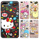 [Sanrio Characters Fruit TPU Clear Jelly サンリオ キャラクターズ フルーツ 透明 ジェリー] Galaxy S10 SC03L SCV41/S10+ SC04L SC0..