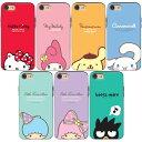 Sanrio Characters Half Slide Card Bumper サンリオ キャラクターズ ハーフ スライド カード バンパーケース スマホケース iPhone6s iPhone6 iphone6plus iphone6splus iPhone 6s 7 8 Plus アイフォン アイホン プラス【】