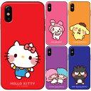 [Sanrio Characters Cutie Slide Bumper サンリオ キューティ スライド バンパーケース] Galaxy S10 SC03L SCV41/S10+ SC04L SC05L SCV..