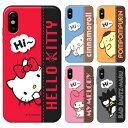 [Sanrio Characters Hi Card Slide Bumper サンリオ ハイ カード スライド バンパーケース] Galaxy S10 SC03L SCV41/S10+ SC04L SC05L ..