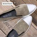 【 セール sale 】 BOEMOS レディース 靴 ボエモス スリッポン 8688 VIVEL KARIBU スニーカー sneaker スエード 【 FABIO RUSCONI ファビオルスコーニ 好きにもお薦め 】