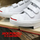 CONVERSE JACK PURCELL V-3 LEAT...