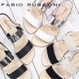 【 セール sale 】3/31新作入荷 FABIO RUSCONI サンダル sandal DB27 ファビオ ルスコーニ フラットシューズ 【 ファビオルスコーニ 】