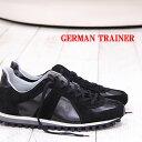 【 セール sale 】 GERMAN TRAINER 3183-L BLACK ジャーマントレーナ...