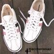 【 セール sale 】 maccheronian 2215L WHITE/PINK/BROWN マカロニアン レディース 2215L スニーカー sneaker レザー