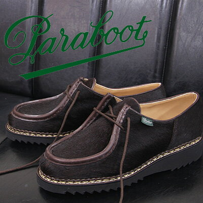 【 セール sale 】 【70周年記念モデル】 正規品Paraboot MICHAEL NOIRE/TP CAFF 160613 パラブーツ ミカエル ポニー