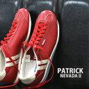10/13新作入荷 【 spot カラー 】【 正規取扱店 】 PATRICK sneaker NE