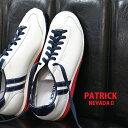 【 spot カラー 】【 正規取扱店 】 PATRICK sneaker NEVADA 2 SAL