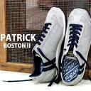 9/1新作 【あす楽】 【 spot カラー 】【 正規取扱店 】 PATRICK スニーカー sneaker BOSTON2 GY/NV 519564 パトリック ボストン2 ブラウン スエード 【 スタジアム 、 マラソン に並ぶ人気】 メンズ スニーカー