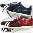6/3新作入荷 【 spot カラー 】【 正規取扱店 】 PATRICK sneaker S.GR...