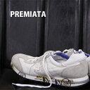 【 セール sale 】 【 プレミアータホワイト の人気モデル ルーシー 】 PREMIATA WHITE sneaker LUCY 206 プレミアータ ホワイト スニーカー
