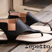 4/22新作入荷 repetto VX1731VED レペット サンダル sandal 靴