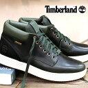 【あす楽】【 日本正規取扱店 】 ティンバーランド メンズ シティローム ゴアテックス チャッカ シューズ TB 0A22RW A58 DK GREEN FULL GRAIN Timberland CITYROAM GTX CHUKKA MENS BOOTS 靴