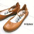 【 セール sale 】 国内正規品 trippen 靴 BEAUTY WAW CUOIO トリッペン レディース ワンストラップスリッポン
