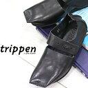 【 セール sale 】 【 日本正規取扱店 】 trippen 靴 AMIRA-WAW81 BLK-BK トリッペン レディース スリッポン