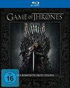 【中古】BD Game of Thrones - Die komplette 1. Staffel (Box Set / 5 Discs) Blu-ray Import allemand