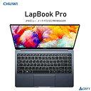 【中古】CHUWI LapBook Pro ノートパソコン 14.1型 8GB メモリー 256GB SSD Windows10