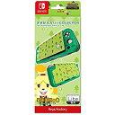 ショッピング任天堂スイッチ 【中古】(任天堂ライセンス商品)きせかえカバー COLLECTION for Nintendo Switch Lite (どうぶつの森)Type-B