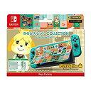 ショッピング任天堂スイッチ 【中古】(任天堂ライセンス商品)きせかえセット COLLECTION for Nintendo Switch (どうぶつの森)Type-A