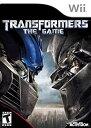 【中古】Transformers the Game
