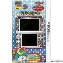 【中古】妖怪ウォッチ NINTENDO 3DSLL専用 プロテクトシール ドットブルー台紙 (メダル)