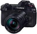 【中古】パナソニック ミラーレス一眼カメラ ルミックス G9 レンズキット 標準ズームライカDGレンズキット ブラック DC-G9L-K
